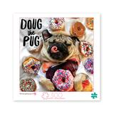 Buffalo Games Puzzles - Doug The Pug Donut Doug 300-Piece Puzzle