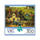 Buffalo Games Puzzles - Charles Wysocki Tall Sea Tale 300-Piece Puzzle