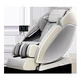 Luxury Electric Massage Chair Massager Automatic Full Body Kneading Massager Zero Gravity Space Capsule Intelligent Sofa (Color : MULTI)