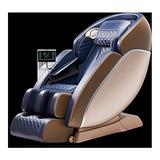 Luxury Electric Massage Chair Massager Automatic Full Body Kneading Massager Zero Gravity Space Capsule Intelligent Sofa for Father's Day Gift (Color : MULTI)