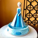 Disney Toys   Disney Frozen Elsa Lights And Sounds Musical Bank   Color: Blue   Size: 12
