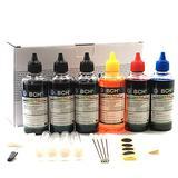 Printer Refill Ink by BCH - Compatible to All Canon Inkjet Cartridges: MG PG240 PG243 PG245 PG260 CL 241 244 246 261 XL PGI-250 PGI-270 PGI-280