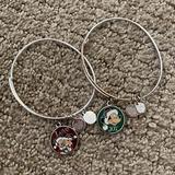 Disney Jewelry   Disney Alex And Ani Christmas Bracelets   Color: Red   Size: Os