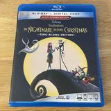 Disney Other | Disneys The Nightmare Before Christmas Blu-Ray | Color: Cream | Size: Blu-Ray
