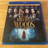 Disney Other | Disney Into The Woods (Blu-Ray Disc, 2015) | Color: black | Size: Blu-Ray
