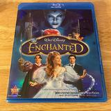 Disney Other | Disney'S Enchanted (Blu-Ray Disc, 2008) | Color: black | Size: Blu-Ray