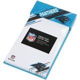 Carolina Panthers Desktop Note Pad