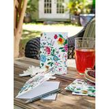 J.McLaughlin Women's Note Card Set in Dragonfly Garden Multi Color