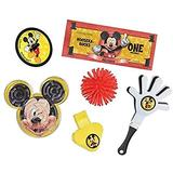 Amscan 3901407 Mickey Mouse Party Toys Kit Assorted Party Favors 48 ct