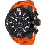 Lionpulse Chronograph Watch 10617sm-bb-01-oas - Black - Swiss Legend Watches