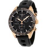 Prs 516 Chronograph Black Dial Watch T1004173605100 - Black - Tissot Watches