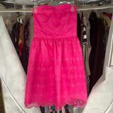Lilly Pulitzer Dresses   Lilly Pulitzer Babydoll Dress   Color: Pink   Size: 2