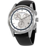 Completion Chronograph Quartz Silver Dial Watch - Metallic - Calvin Klein Watches