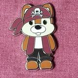 Disney Other | Dale Pirates Of The Caribbean Pin 55786 | Color: Silver | Size: Os