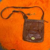 Coach Bags   Fossil Crossbody Bag   Color: Brown   Size: Os