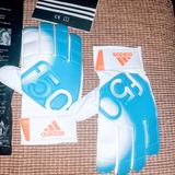 Adidas Other | Adidas F50 Soccer Training Gloves Pair | Color: Blue/White | Size: 7