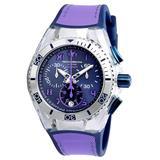TechnoMarine Cruise California 40.57mm watch with Blue + Blue+Purple dial 5040.D Quartz - Model 115021