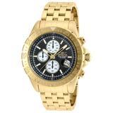 Invicta Aviator Men's Watch - 47mm Gold (21649)