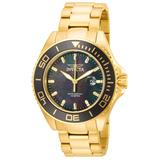 Invicta Pro Diver Men's Watch w/ Mother of Pearl Oyster Dial - 48mm Gold (23072)