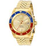 Invicta Pro Diver Automatic Men's Watch - 42mm Gold (29183)
