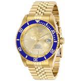 Invicta Pro Diver Automatic Men's Watch - 42mm Gold (29185)