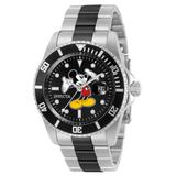 Invicta Disney Limited Edition Mickey Mouse Men's Watch - 42mm Steel Black (32385)