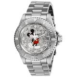 Invicta Disney Limited Edition Mickey Mouse Women's Watch - 40mm Steel (27381)