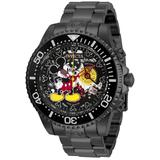 Invicta Disney Limited Edition Mickey Mouse Men's Watch - 47mm Black (27406)