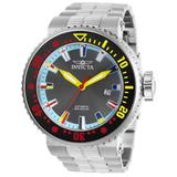Invicta Pro Diver Mens Automatic 52 mm Stainless Steel Black Dial - Model 27663