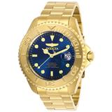 Invicta Pro Diver Automatic Men's Watch - 47mm Gold (28951)