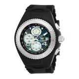 TechnoMarine Cruise JellyFish Men's Watch w/ Mother of Pearl Dial - 46mm Black (TM-115349)