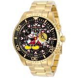 Invicta Disney Limited Edition Mickey Mouse Men's Watch - 47mm Gold (27405)