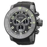 Invicta Sea Hunter Men's Watch - 58mm Black (0413)