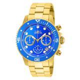 Invicta Pro Diver Men's Watch - 45mm Gold (21894)