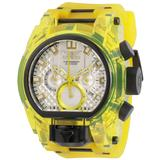 Invicta Bolt Bolt Zeus Magnum Anatomic Men's Watch - 52mm Black Yellow (29997)