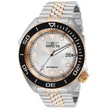 Invicta Pro Diver Automatic Men's Watch - 47mm Steel Rose Gold (30419)