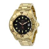 Pre-Owned Invicta Pro Diver Automatic Men's Watch - 47mm Stainless Steel Case Stainless Steel Band Gold (AIC-24766)