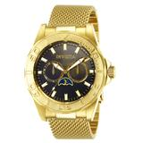 Invicta Pro Diver Men's Watch w/ Mother of Pearl Dial - 44mm Gold (10601)