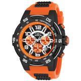 Invicta Speedway Men's Watch - 51mm Black Orange (24235)