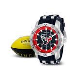 Invicta NFL Houston Texans Automatic Men's Watch - 50mm Steel Dark Blue (32020)