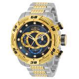 Invicta Speedway Men's Watch - 50mm Steel Gold (34160)
