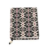 NOVICA Blossoming Geometry & Cotton Journal, Size 7.0 H x 5.0 W x 0.8 D in | Wayfair 330496