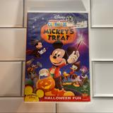 Disney Other | Mickey Mouse Clubhouse - Mickey'S Treat - Dvd | Color: Purple/Brown | Size: Dvd