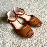 Nine West Shoes   Girls Nine West Closed Toe Sandals   Color: Brown   Size: 4.5g