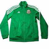Adidas Shirts & Tops   Adidas Youth Kid'S Soccer Track Jacket Zip Medium   Color: Green/White   Size: Mb