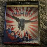 Disney Other | Dumbo 4k Ultra Hd And Blu-Ray And Digital Code | Color: black | Size: Os