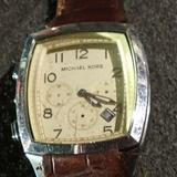 Michael Kors Accessories   Michael Kors Watch Mens   Color: Gold   Size: Man'S Wrist Adjustable Band