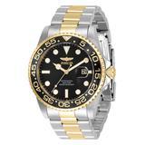 Invicta Men's Watches - Black & Two-Tone Pro Diver Bracelet Watch