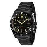 Invicta Men's Watches - Black Pro Diver Bracelet Watch