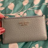 Kate Spade Bags | Kate Spade New York Small Slim Bifold Wallet. | Color: Blue | Size: Os